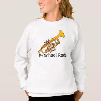 My School Rocks Sweatshirt