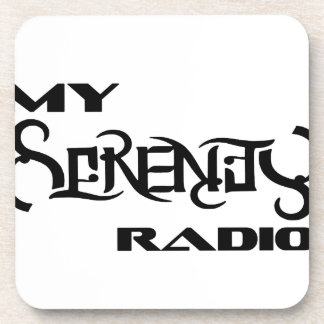 My Serenity Radio Products Support Vets Coaster