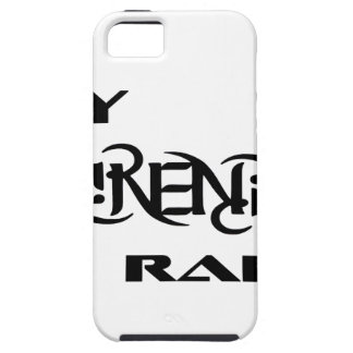 My Serenity Radio Products Support Vets iPhone 5 Cover