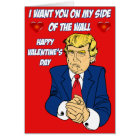 My Side Of The Wall - Valentines Day card
