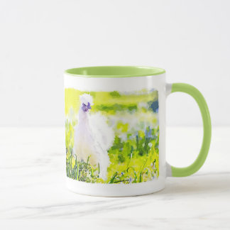 My Silkies - My World! Mug