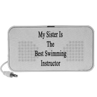 My Sister Is The Best Swimming Instructor Travelling Speaker