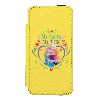 My Sister My Hero Incipio Watson™ iPhone 5 Wallet Case