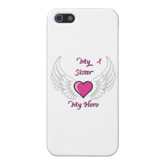 My Sister My Hero Wings and Heart 2 Case For iPhone 5/5S