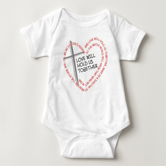 My Sister's Keeper Baby Bodysuit