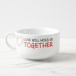 My Sister's Keeper Soup Mug