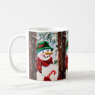 My Snowman Friend Cup