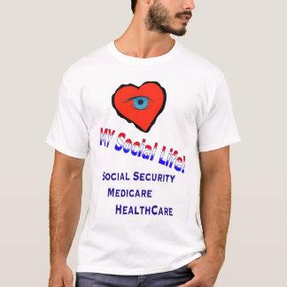 My Social Life T-Shirt
