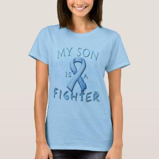 My Son is a Fighter Light Blue T-Shirt