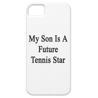 My Son Is A Future Tennis Star iPhone 5 Cover