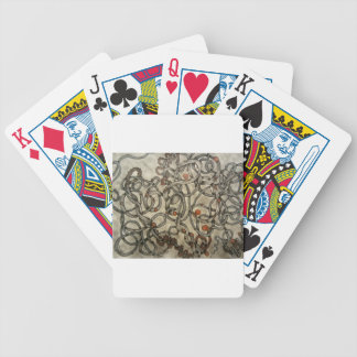My Soul Bicycle Playing Cards