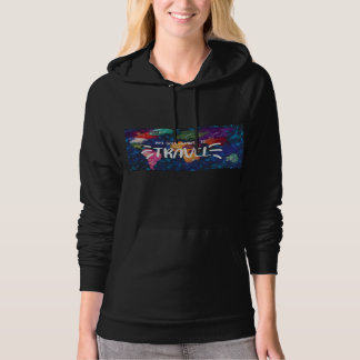 """My Soul Wants to Travel"" Hoodie"