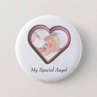 My Special Angel 2 Inch Round Button