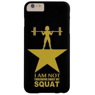 My Squat Curly Hair Phone Case
