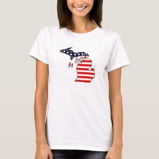 My State: Michigan T-Shirt
