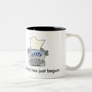 My Story Has Just Begun Mug