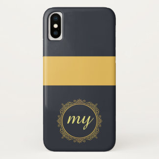 My Style concept design fresh gift iPhone X Case