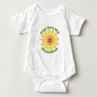 My Sunshine Baby Bodysuit
