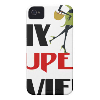 my super wife iPhone 4 cover