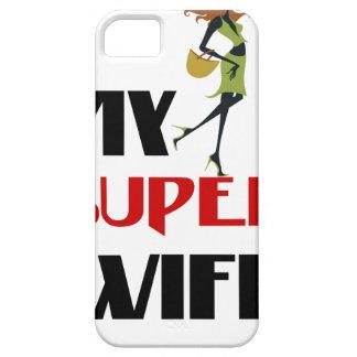 my super wife iPhone 5 case