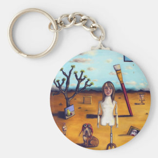 My Surreal Life Keychain