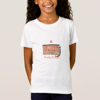 My Sweetest Girl HAM Bella Fitted Babydoll T-Shirt