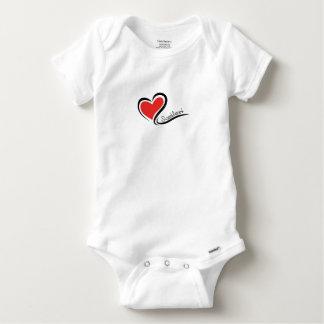 My Sweetheart Valentine Baby Onesie