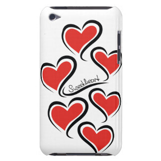 My Sweetheart Valentine Barely There iPod Cases