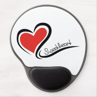 My Sweetheart Valentine Gel Mouse Pad