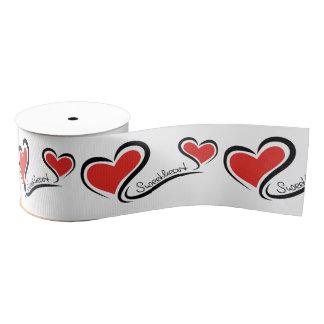 My Sweetheart Valentine Grosgrain Ribbon