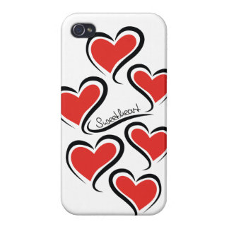 My Sweetheart Valentine iPhone 4/4S Covers