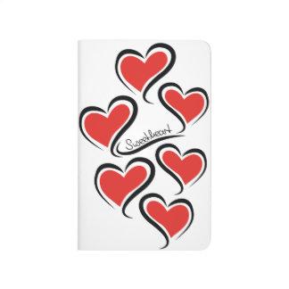My Sweetheart Valentine Journal