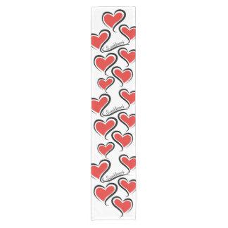 My Sweetheart Valentine Short Table Runner