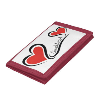 My Sweetheart Valentine Tri-fold Wallet