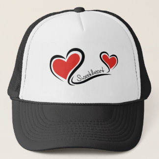 My Sweetheart Valentine Trucker Hat