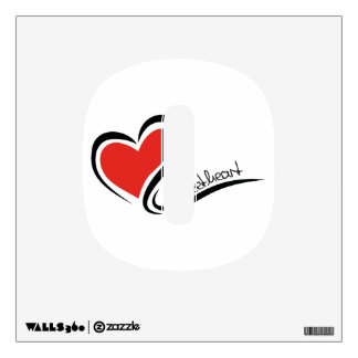 My Sweetheart Valentine Wall Decal