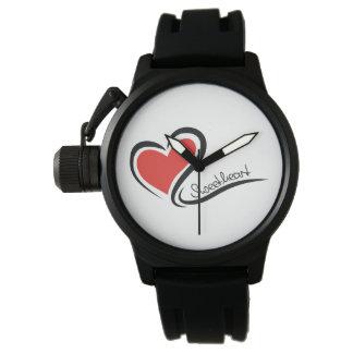 My Sweetheart Valentine Wristwatches