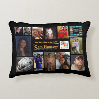 My Sweetpea Accent Pillow