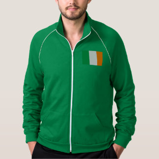 My take on Irish Flag Track Jacket