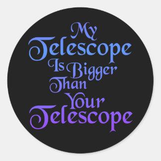 My Telescope Sticker