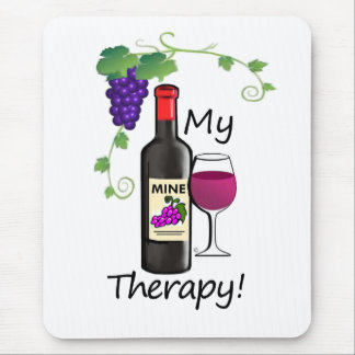 My Therapy Mouse Pad