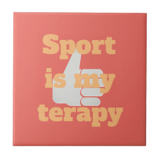 My therapy tile