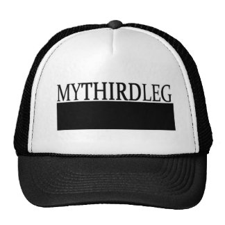 My Third Leg hat