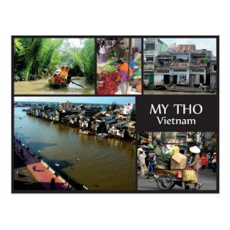 My Tho - Vietnam Postcard