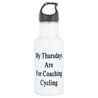 My Thursdays Are For Coaching Cycling