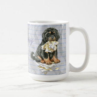 My Tibetan Mastiff Ate My Lesson Plan Coffee Mug