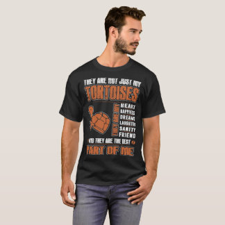 My Tortoises They Are The Best Part Of Me Tshirt
