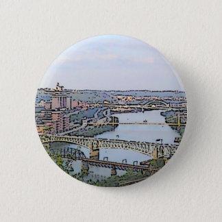 My Town 2 Inch Round Button