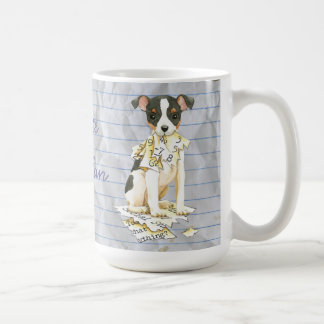 My Toy Fox Terrier Ate my Lesson Plan Coffee Mug