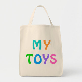 MY TOYS Tote Bag for Kids